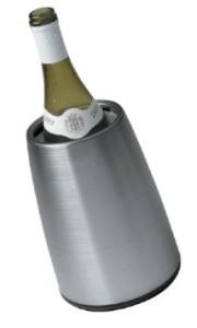 Vacu Vin Prestige Stainless-Steel Tabletop Wine Cooler